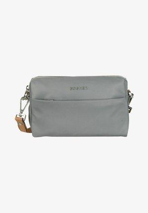 KLOSTERS SITA  - Across body bag - light grey