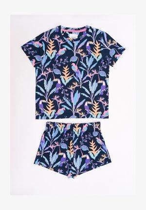 NYC BIRDS OF PARADISE  - Pyjama set - multi-coloured