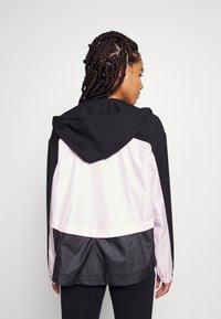 adidas Performance - Training jacket - black/clear pink - 2