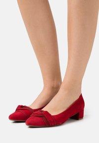 Gabor - Classic heels - rubin - 0