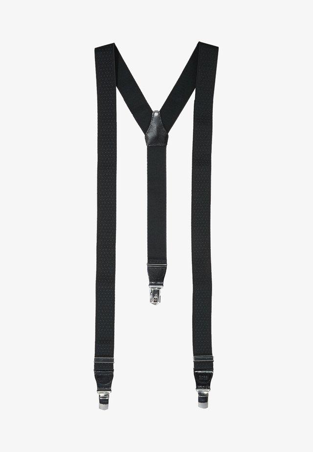 BRATT - Pásek - black