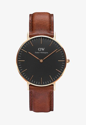 ST MAWES - Watch - brown/black