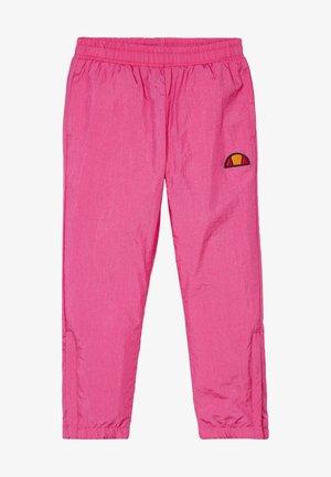 EUORA - Tracksuit bottoms - pink