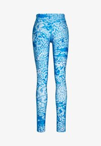 ONLY PLAY Tall - ONPANGILIA LIFE TRAINING TIGHT - Leggings - imperial blue/white - 0