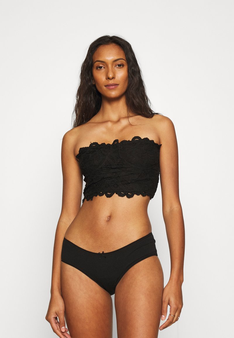 Free People - ADELLA CORSET BRA - Multiway / Strapless bra - black