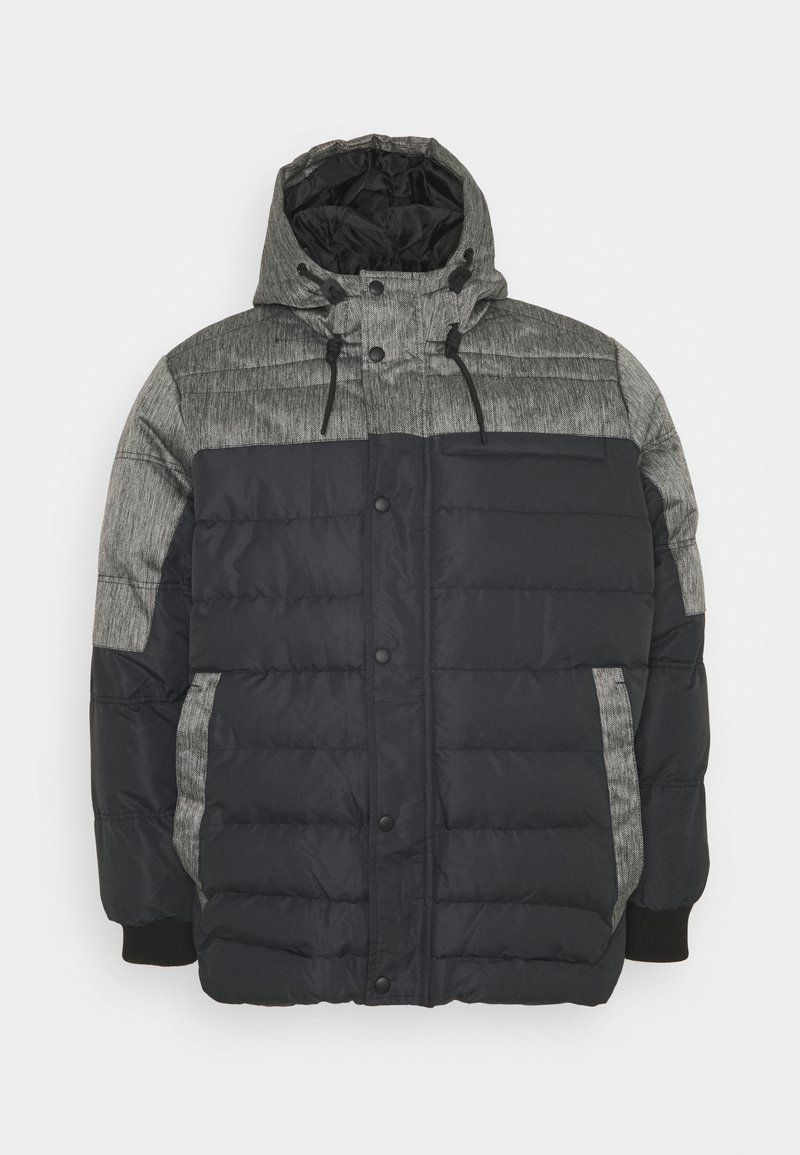 Blend - OUTERWEAR - Winterjas - charcoal mix