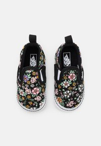 Vans - CRIB - First shoes - black/true white - 3