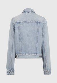 AllSaints - HAY - Denim jacket - blue - 1