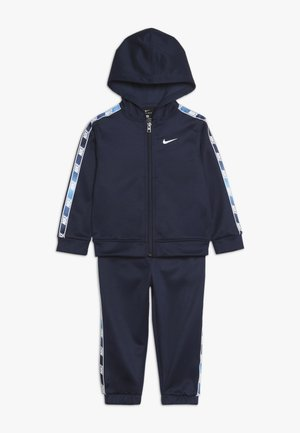 GRADIENT TAPING THERMA BABY SET - Tracksuit - midnight navy