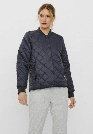 Light jacket - ombre blue