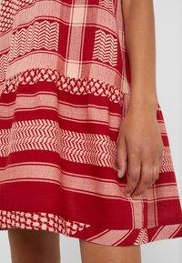 CECILIE copenhagen - DRESS - Day dress - raspberry - 3