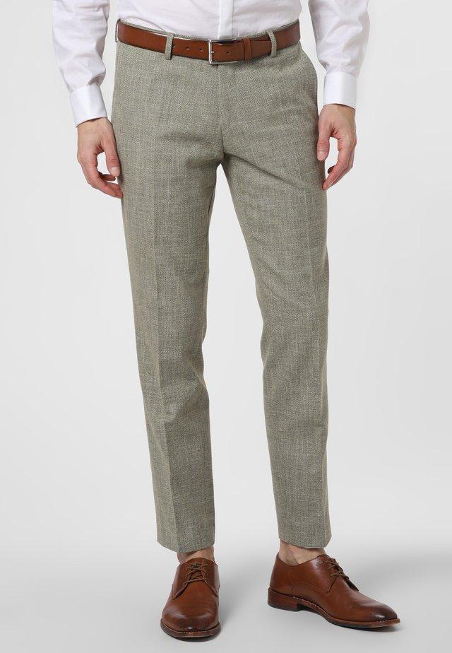 Suit trousers - grün