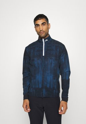 JEFF GOLF JACKET - Giacca sportiva - dark blue