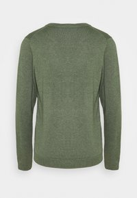 edc by Esprit - BASIC - Cardigan - khaki green - 1