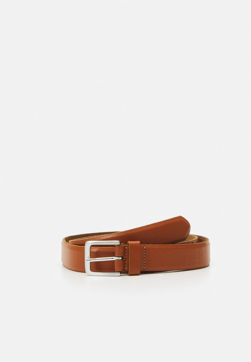 Jack & Jones - JACDEREK BELT - Belt - cognac
