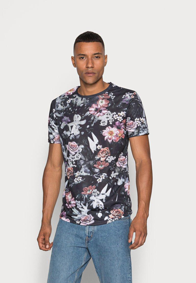 Pier One - T-shirt imprimé - multicoloured