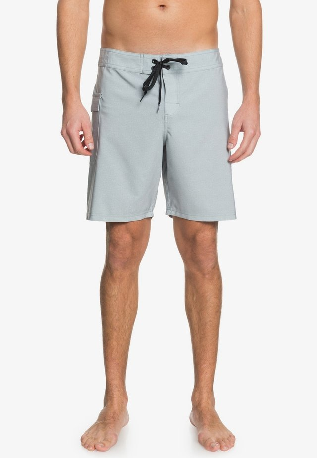 Sports shorts - neutral gray