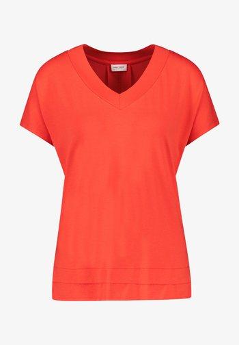 Basic T-shirt - tangerine
