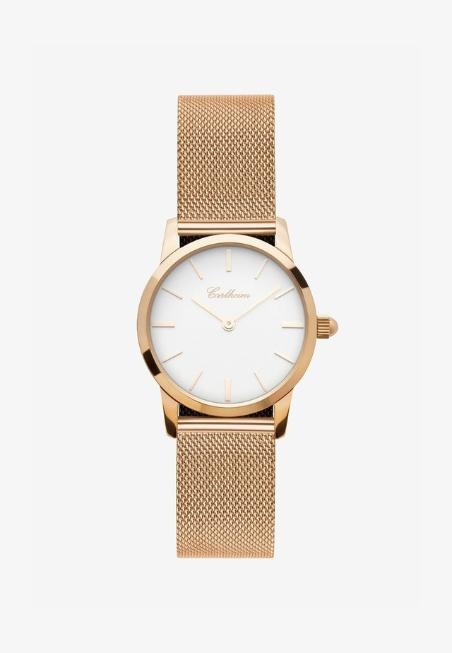 SOFIA 30MM - Watch - rose gold-white