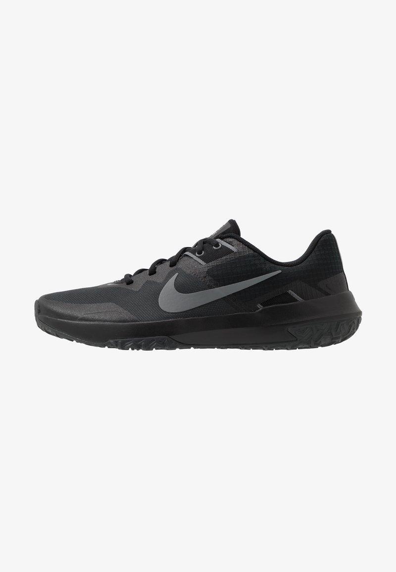 Nike Performance - VARSITY COMPETE TR 3 - Sports shoes - dark smoke grey/smoke grey/black