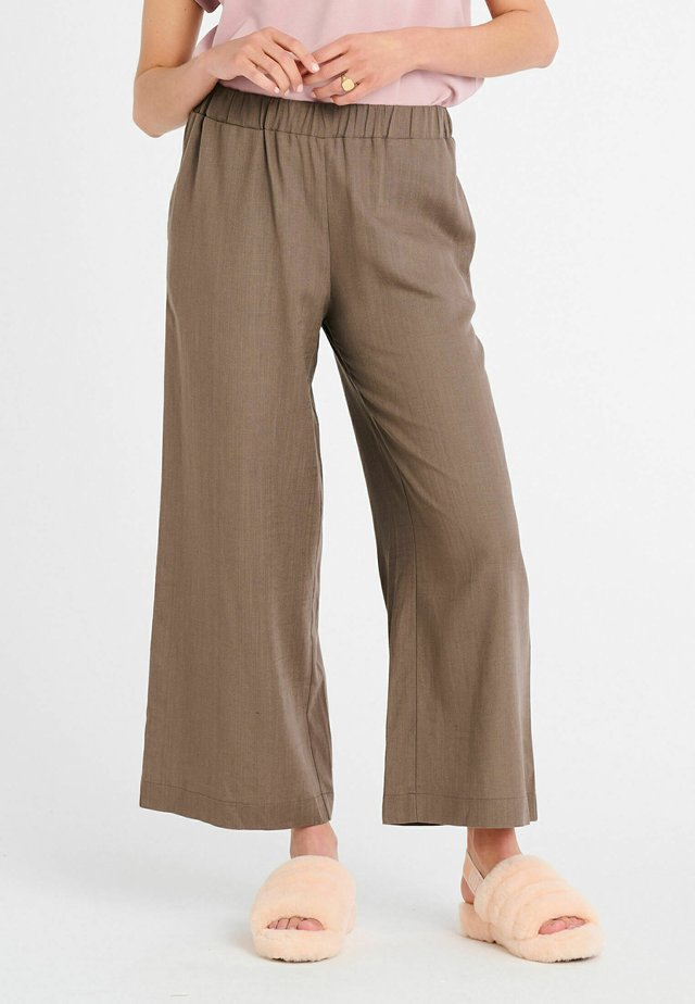 LARA  - Pantaloni - brown