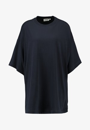 HUGE - Basic T-shirt - dark navy
