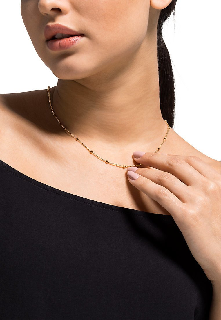 JETTE - Necklace - gold-coloured