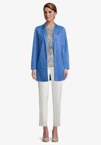 Betty Barclay - Short coat - blue - 1