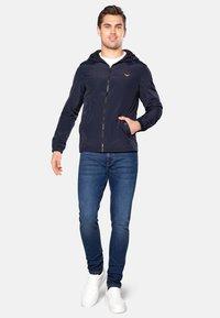 Threadbare - CARBON - Light jacket - navy - 1