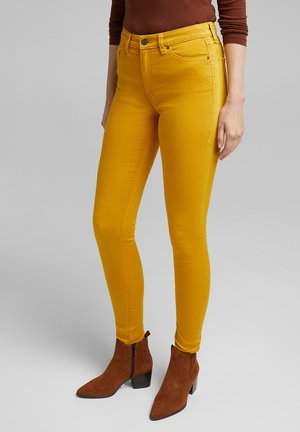 Jeans Skinny Fit - brass yellow