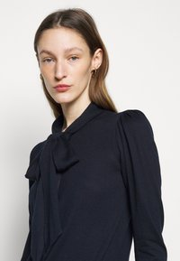 Lauren Ralph Lauren - TIE NECK - Jumper - navy - 3