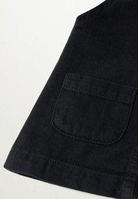 Mango - Denim dress - black denim - 2