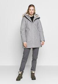 Luhta - ISOKURIKKA  - Winter coat - light grey - 1