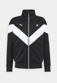 Puma - BMW TRACK JACKET - Training jacket - black - 0