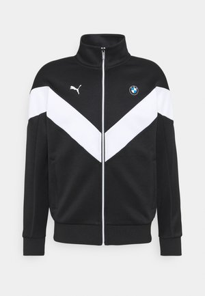 BMW TRACK JACKET - Trainingsvest - black