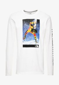 The North Face - RETRO RAGE TEE - Topper langermet - white - 6
