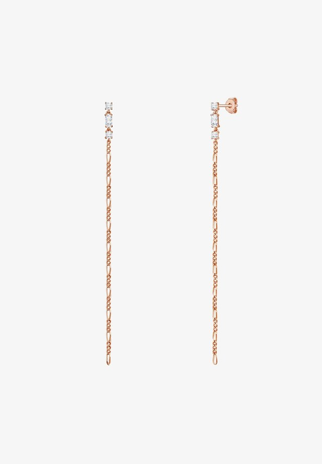 Earrings - roségold