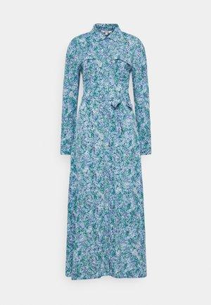 BEATA - Košilové šaty - blue