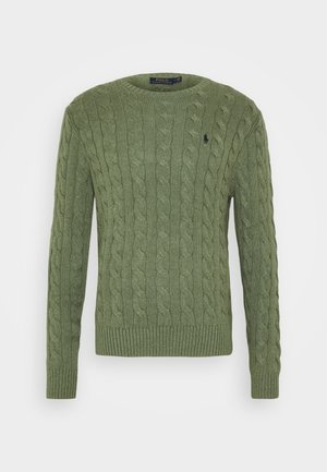 CABLE - Strickpullover - lovette heather