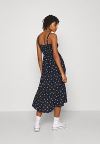 Hollister Co. - CHAIN DRESS - Kjole - navy - 2