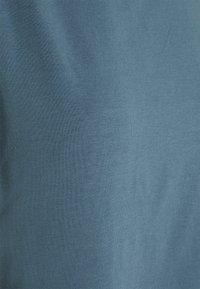 Object - OBJSTEPHANIE JEANETTE - Basic T-shirt - blue mirage - 2