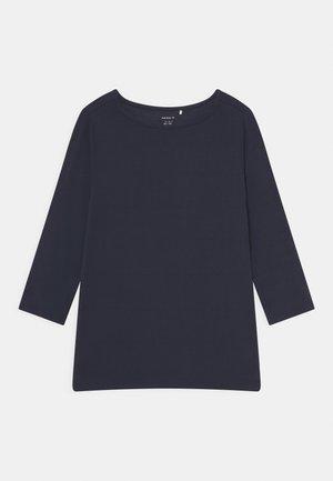 NKFNOELLAVI - Long sleeved top - dark sapphire