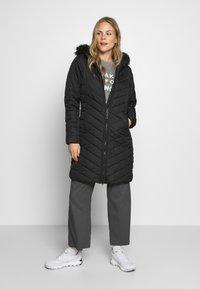 Regatta - FRITHA - Zimní kabát - black - 1
