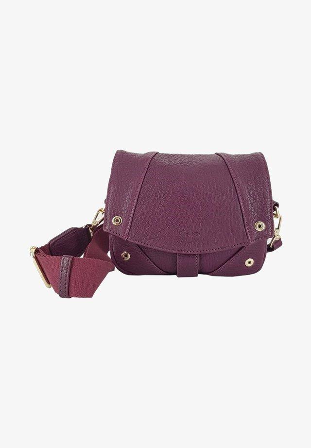 Sac bandoulière - violet