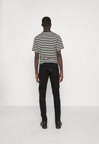 Levi's® Made & Crafted - LMC 512™ - Slim fit jeans - lmc laguna black - 2