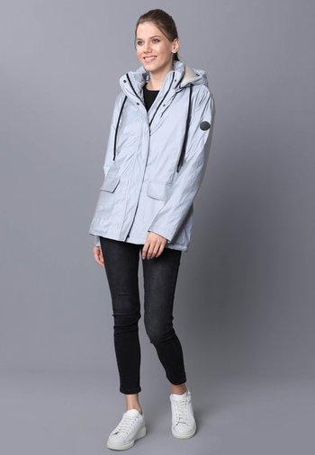 Winter jacket - grey reflector