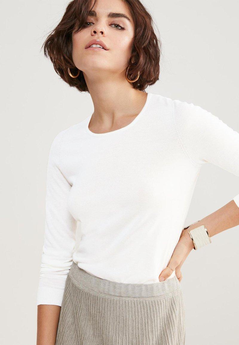 Falconeri - Jumper - white