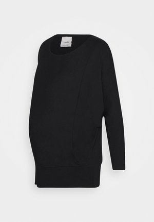 DEBBIE - Long sleeved top - black