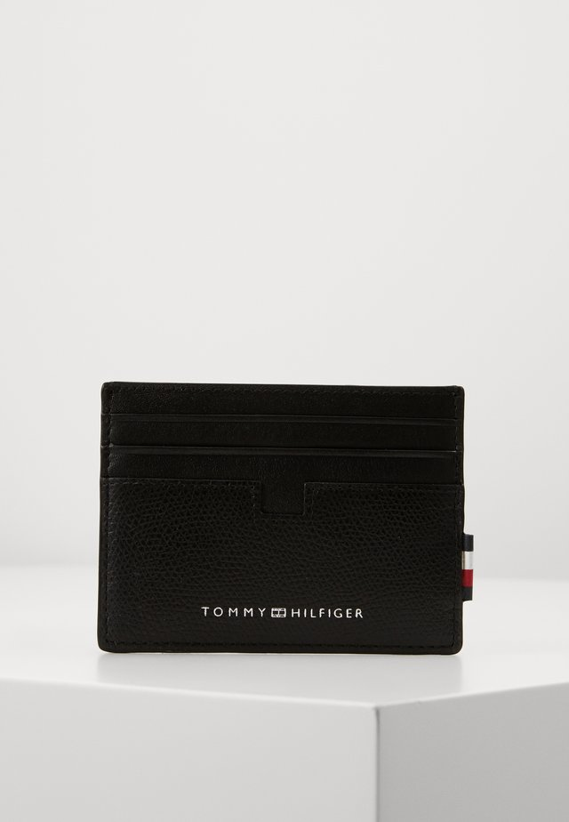 BUSINESS HOLDER - Lompakko - black