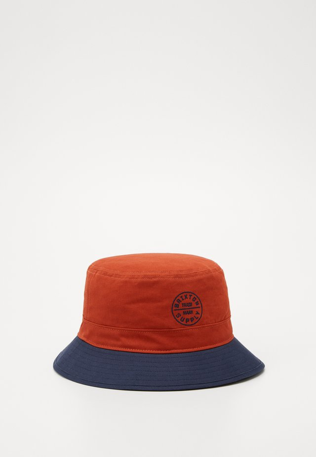 OATH BUCKET - Hat - autumn/washed navy